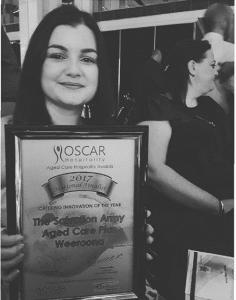 GLOW GROUP: Oscar Hospitality Award – National Finalist