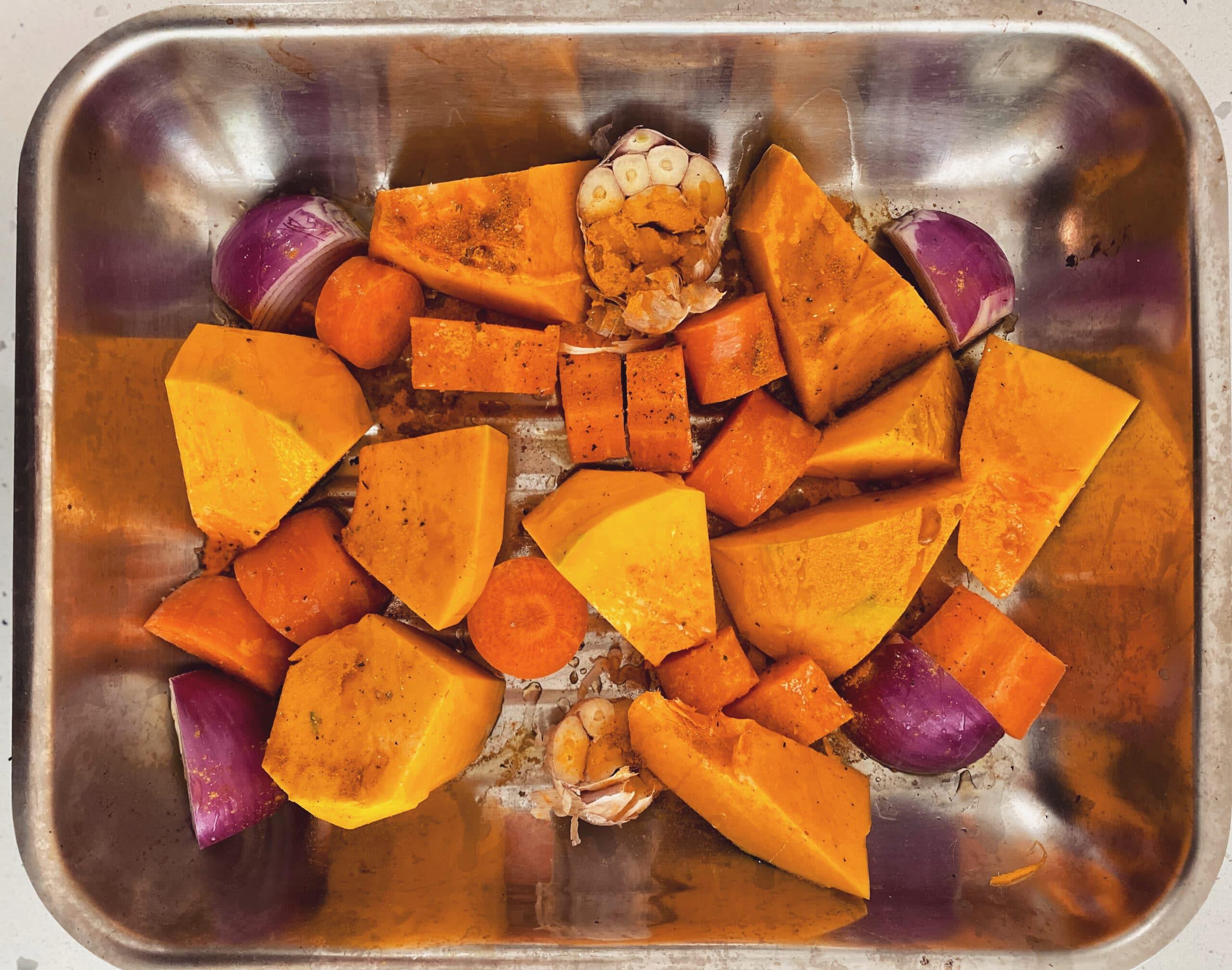 Roast Vegetable recipe